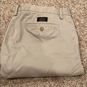men's banana republic khakis